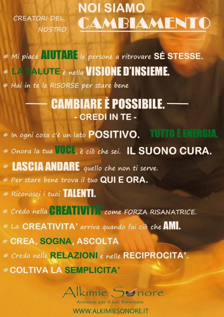 Manifesto di Alkimie Sonore